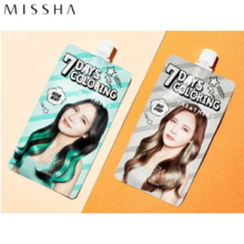 MISSHA 7Days Coloring Hair Treatment 25ml [Lena Edition]